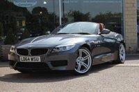 USED 2014 64 BMW Z4 2.0 Z4 SDRIVE20I M SPORT ROADSTER 2d 181 BHP