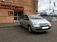 USED 2006 56 CITROEN XSARA PICASSO 1.6 PICASSO EXCLUSIVE HDI 5d 89 BHP