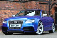 USED 2011 61 AUDI A5 4.2 FSI S Tronic Quattro 3dr **NOW SOLD**