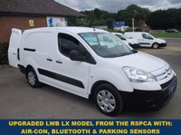 USED 2011 CITROEN BERLINGO 750LX LWB WITH AIR-CON & ELECTRIC PACK FROM THE RSPCA