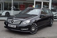 USED 2013 63 MERCEDES-BENZ C CLASS 2.1 C220 CDI BLUEEFFICIENCY AMG SPORT 5d AUTO 168 BHP