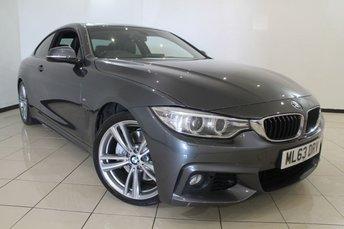 2013 BMW 4 SERIES}