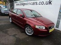 2010 VOLVO S40 1.6 D2 SE LUX 4d 113 BHP £7995.00