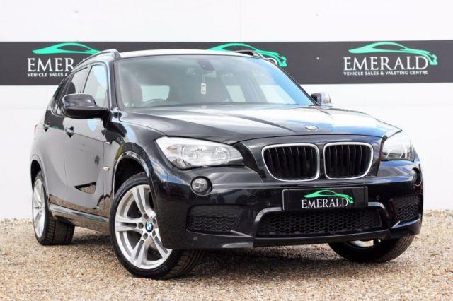 2011 11 BMW X1 2.0 XDRIVE20D M SPORT 5d 174 BHP