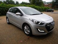 USED 2014 14 HYUNDAI I30 1.6 ACTIVE CRDI 5d AUTO 109 BHP Please Phone For Viewing.