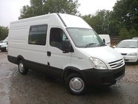 2008 IVECO-FORD DAILY}