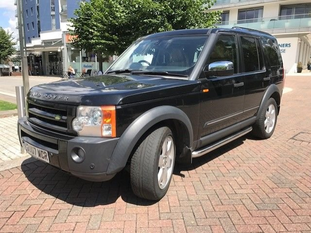2007 07 LAND ROVER DISCOVERY 2.7 3 TDV6 HSE 5d AUTO 188 BHP