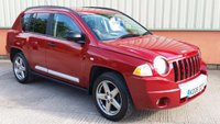 USED 2008 08 JEEP COMPASS 2.0 LIMITED CRD 5d 139 BHP