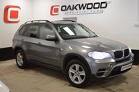 USED 2013 13 BMW X5 3.0 XDRIVE30D SE 5d AUTO 241 BHP *1 OWNER* ONLY 1 OWNER FROM NEW