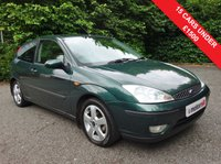 2005 FORD FOCUS 1.6 EDGE 3d  £1290.00