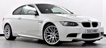 2013 BMW M3 4.0 V8 M3 DCT 2dr £28750.00