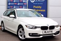 USED 2014 14 BMW 3 SERIES 2.0 318D SPORT TOURING 5d 141 BHP