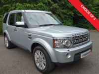 2010 LAND ROVER DISCOVERY 3.0 4 TDV6 HSE 5d AUTO 245 BHP £17990.00