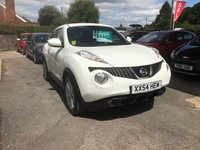 USED 2010 54 NISSAN JUKE 1.6 ACENTA PREMIUM 5d 117 BHP NEED FINANCE? WE STRIVE FOR 94% ACCEPTANCE