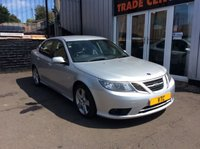 USED 2010 60 SAAB 9-3 1.9 TURBO EDITION TTID 4d 160 BHP