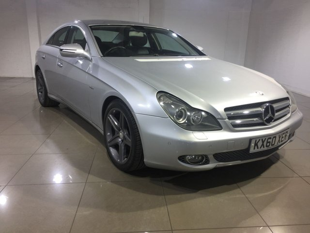 View our 2010 60 MERCEDES-BENZ CLS CLASS 3.0 CLS350 CDI GRAND EDITION 4d AUTO 272 BHP