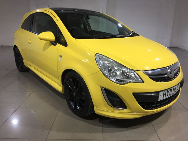 View our 2011 11 VAUXHALL CORSA 1.2 LIMITED EDITION 3d 83 BHP