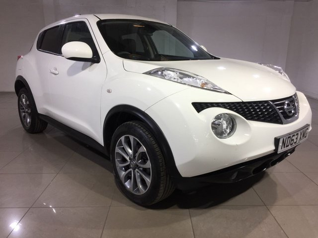View our 2014 63 NISSAN JUKE 1.5 TEKNA DCI 5d 110 BHP