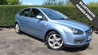 2005 FORD FOCUS 1.6 ZETEC CLIMATE 5d 100 BHP BLUETOOTH, LOW MILEAGE, GOOD CONDITION £1795.00