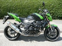 USED 2012 12 KAWASAKI Z750  R NBF  2 Owners, Scorpion Exhaust, Mint