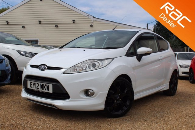 View our 2012 S FORD FIESTA 1.6 METAL 3d 132 BHP