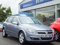 USED 2005 05 VAUXHALL ASTRA 1.6 SXI 16V TWINPORT 5d 100 BHP