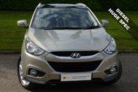 USED 2010 10 HYUNDAI IX35 2.0 PREMIUM CRDI 4WD 5d 134 BHP HUGE SPEC** £0 DEPOSIT FINANCE