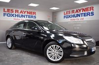 USED 2012 62 VAUXHALL INSIGNIA 2.0 SE CDTI ECOFLEX S/S 5d 157 BHP Full Leather interior , Heated front seats , Cruise control