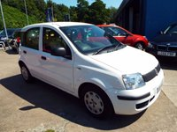 USED 2011 11 FIAT PANDA 1.2 ACTIVE 5STR 5d 69 BHP SERVICE HISTORY