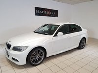2011 BMW 3 SERIES 2.0 320D SPORT PLUS EDITION 4d 181 BHP £9950.00