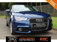 USED 2014 14 AUDI A1 1.6 SPORTBACK TDI SPORT 5d 103 BHP A STUNNING 1 LADY OWNER A1 WHICH HAS A FULL AUDI HISTORY AND IS VERY ECONOMICAL!!!