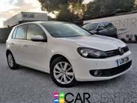 2011 VOLKSWAGEN GOLF 1.6 MATCH TDI BLUEMOTION TECHNOLOGY DSG 5d AUTO 103 BHP £5995.00