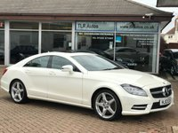 USED 2013 13 MERCEDES-BENZ CLS CLASS 3.0 CLS350 CDI BLUEEFFICIENCY AMG SPORT 4d 265 BHP Free MOT for Life