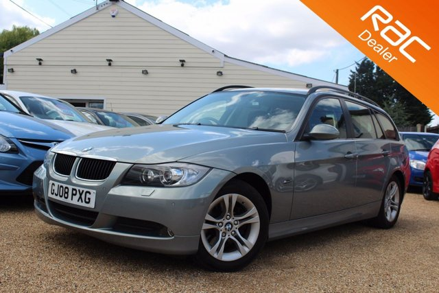 View our 2008 08 BMW 3 SERIES 2.0 320D SE TOURING 5d 175 BHP