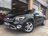 USED 2017 17 MERCEDES-BENZ GLA-CLASS 2.1 GLA 200 D SPORT EXECUTIVE 5d AUTO 134 BHP