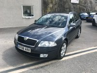 USED 2008 08 SKODA OCTAVIA 2.0 LAURIN & KLEMENT TDI 5d 138 BHP ** SERVICE HISTORY ** ONLY 2 FORMER KEEPERS **