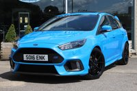 2016 FORD FOCUS 2.3 RS 5d 346 BHP £29985.00