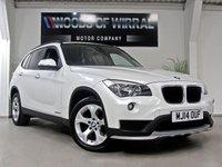USED 2014 14 BMW X1 2.0 SDRIVE18D SE 5d 141 BHP