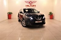 USED 2014 14 NISSAN QASHQAI 1.5 DCI ACENTA 5d 108 BHP + 1  OWNER FROM NEW ++ FULL SERVICE HISTORY