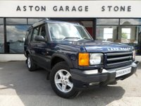 USED 2001 51 LAND ROVER DISCOVERY 2.5 TD5 GS ** 1 OWNER * TRADE SALE * P/X TO CLEAR ** ** ONE OWNER * SERVICE HISTORY **