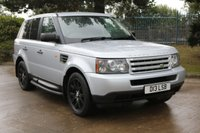 USED 2008 08 LAND ROVER RANGE ROVER SPORT 2.7 TDV6 SPORT S 5d 188 BHP