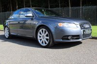 USED 2005 05 AUDI A4 4.2 S4 QUATTRO 4d 339 BHP A STUNNING CAR WITH AN EXTENSVE SERVICE HISTORY!!!