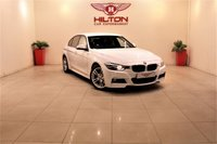 USED 2012 62 BMW 3 SERIES 2.0 320D M SPORT 4d 181 BHP + 1 PREV OWNER + FULL SERVICE HISTORY + AIR CON + AUX + BLUETOOTH
