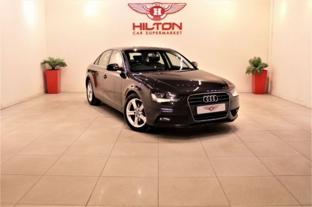 AUDI A4 at Hilton Car Supermarket