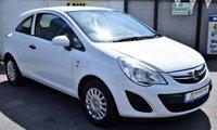 2012 VAUXHALL CORSA 1.0 S ECOFLEX 3d 64 BHP £3750.00
