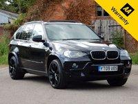 USED 2009 09 BMW X5 3.0 D M SPORT 5d AUTO 232 BHP