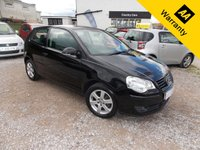 USED 2008 58 VOLKSWAGEN POLO 1.4 MATCH TDI 3d 68 BHP Volkswagen Polo is hugely popular, exciting small hatchback! bullet-proof reliability !!