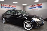 USED 2012 12 MERCEDES-BENZ C CLASS 2.1 C220 CDI BLUEEFFICIENCY SE 4d 168 BHP Full Service History , Sat Nav , 1 owner
