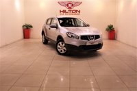 USED 2011 61 NISSAN QASHQAI 1.5 VISIA PURE DRIVE DCI 5d 110 BHP + 1 OWNER FROM NEW + SERVICE HISTORY + APPROVED DEALER