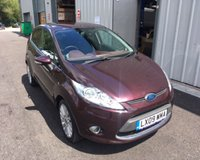 USED 2009 09 FORD FIESTA 1.4 TITANIUM THIS VEHICLE IS AT SITE 2 - TO VIEW CALL US ON 01903 323333